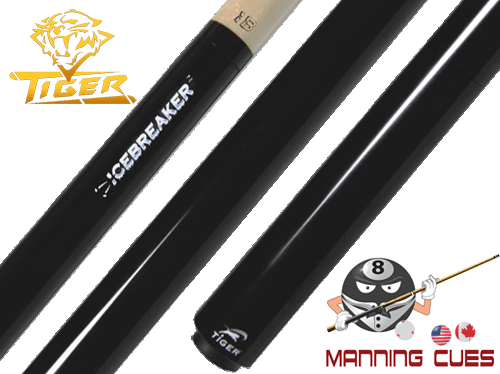Tiger Icebreaker 2 Jump Break Cue No Wrap