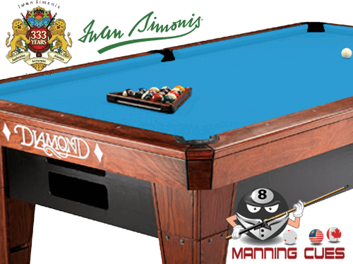 Simonis 860 - Tournament Blue