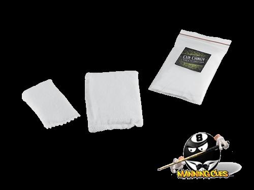 Cue Candy Talc Powder Bag