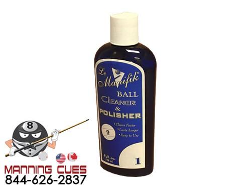 Tiger Le Manifik Ball Cleaner/Polisher