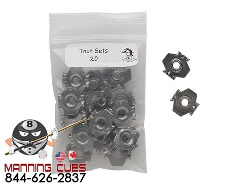 Valley Rail T-Nut - Bag of 20