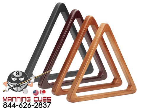 Heavy Duty Wooden 8-Ball Triangle