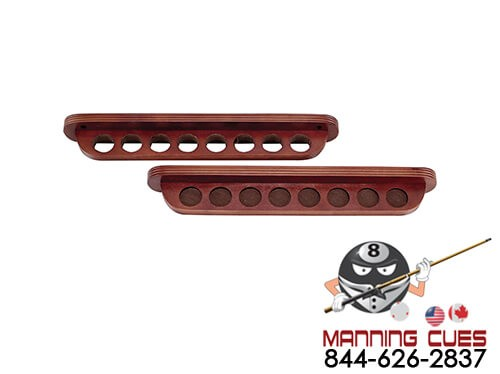 8 Cue 2 Piece Wall Rack Roman Design