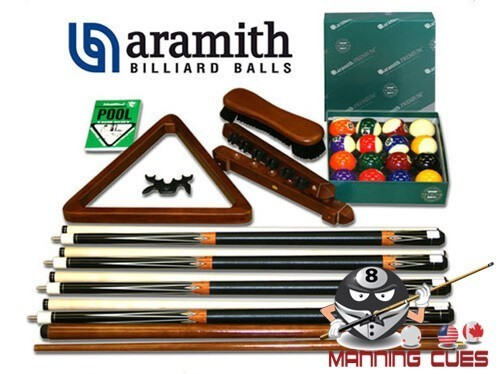 Ultimate Aramith Premium Accessory Kit