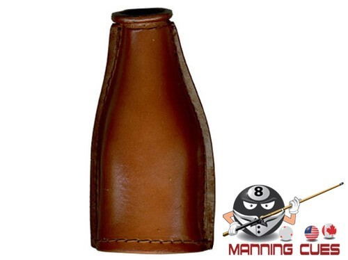 Leather Shake Bottle