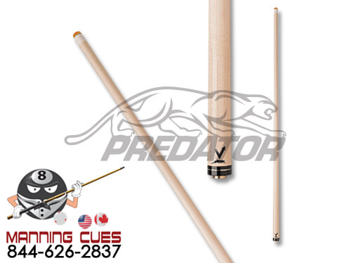 Predator Vantage Shaft-Uni-Loc Joint-Silver Ring