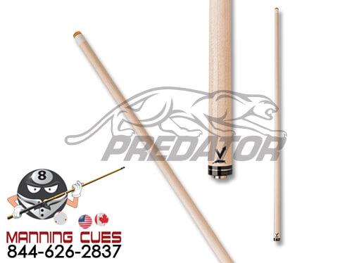 Predator Vantage Shaft-Uni-Loc Joint-Triple Silver Ring
