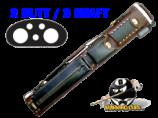 Lucasi Hybrid Big Beulah 2 break Shaft -13.75mm