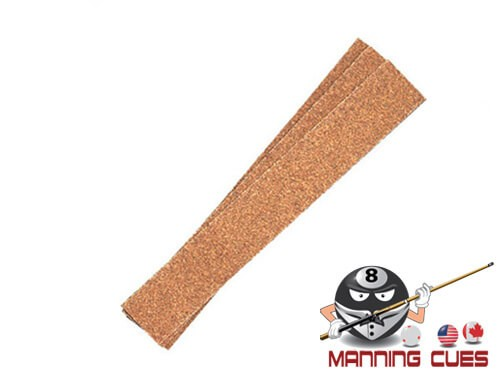 10 Metal Tip Trimmer Replacement Sand Paper Stips