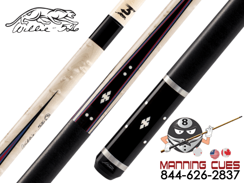 Predator Willie Mosconi 526 #1 Limited Edition Cue