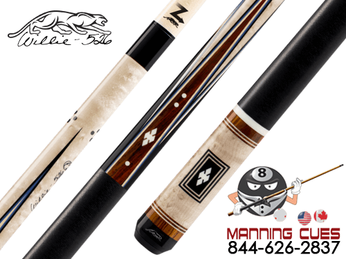 Predator Willie Mosconi 526 #2 Limited Edition Cue