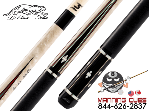 Predator Willie Mosconi 526 #3 Limited Edition Cue