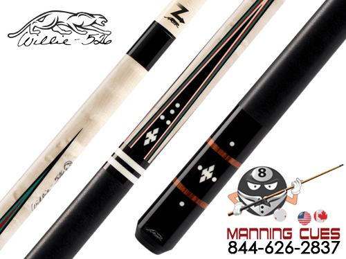 Predator Willie Mosconi 526 #4 Limited Edition Cue