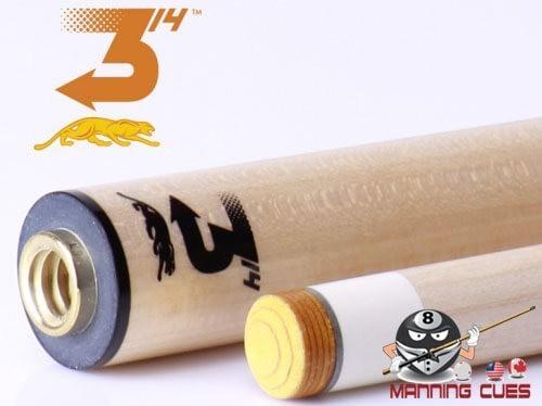 Predator 314-3  Uni-Loc Thin Black Collar