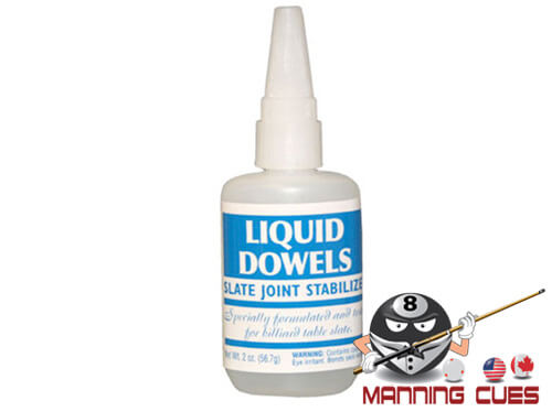 Liquid Dowels