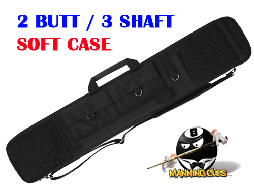 Action 2B/3S Tactical Soft Case