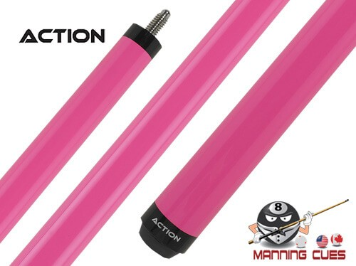 Action 25oz Break Cue - Pink ACTBKH02