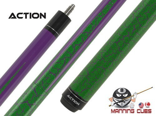 Action 25oz Break Cue - Chaos ACTBKH03