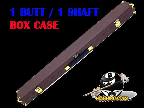 Schmelke 1B/1S Brown Box Case