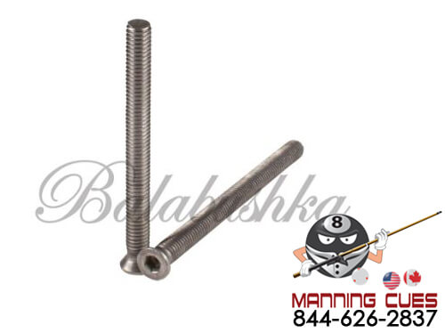 Balabushka Weight Bolt