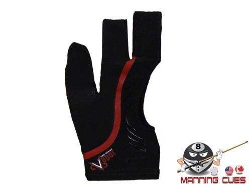 Pro Series Burgundy Cool Edge Vapor Glove