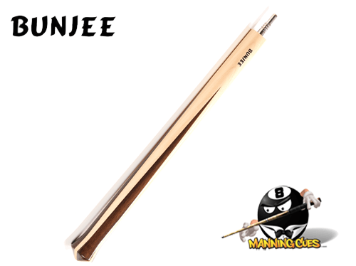 Bunjee Maple Ebony 4 Point Jump Cue