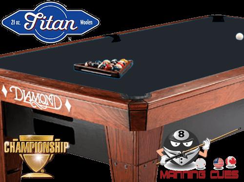 Championship Titan Cloth - Black