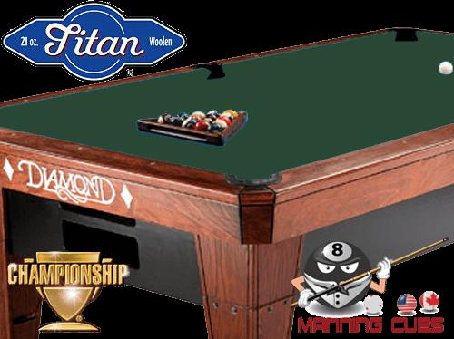Championship Titan Cloth - Bottle Green