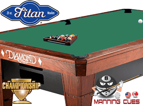 Championship Titan Cloth - Championship Green