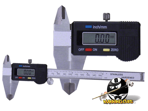 6 Inch Digital Calipers - Stainless