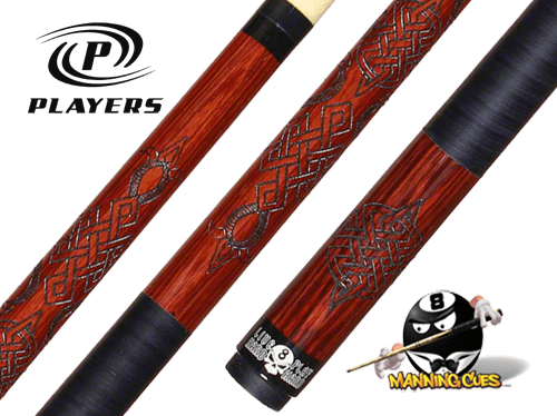 Players D-LCR Laser Etched Rengas Tribal