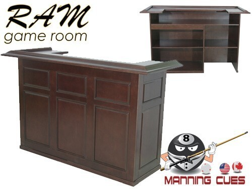 "Dry Bar 72"" inch Available in 4 Wood Finishes"