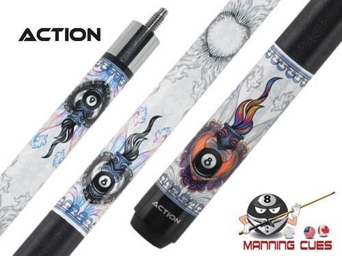 Action EBM13 - Eight Ball Mafia