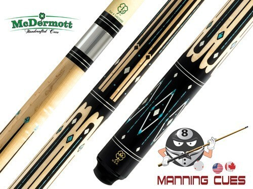 McDermott CRM1308 Carom Cue Of The Year
