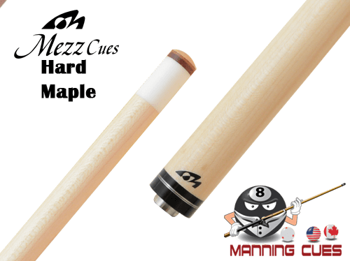 Mezz Hard Maple Shafts