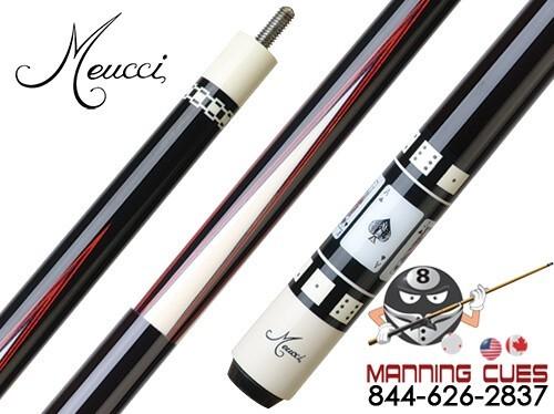 Meucci HOF04 Pool Cue