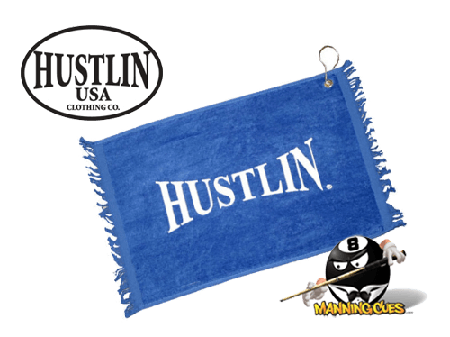 Hustlin Billiard Towel