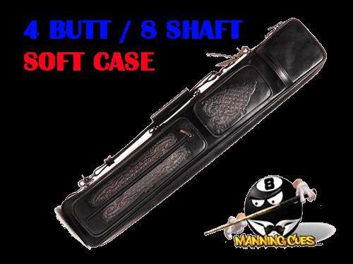 Instroke Soft Sided 4x8 GO1 Black Soft Case