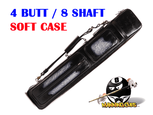 Instroke Soft Sided 4x8 GO5 Black Soft Case