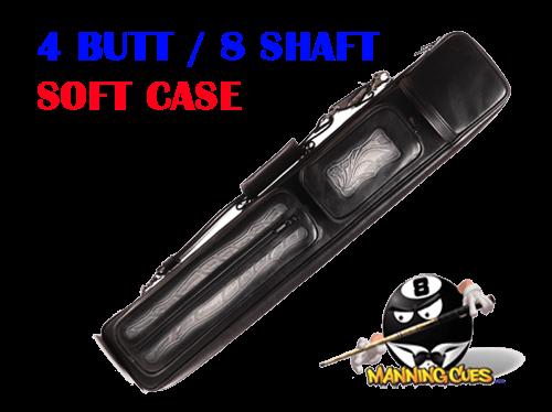 Instroke Soft Sided 4x8 GO6 Black Soft Case