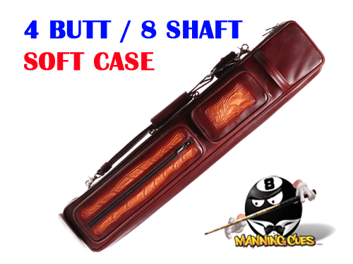 Instroke Soft Sided 4x8 GO6 Brown Soft Case