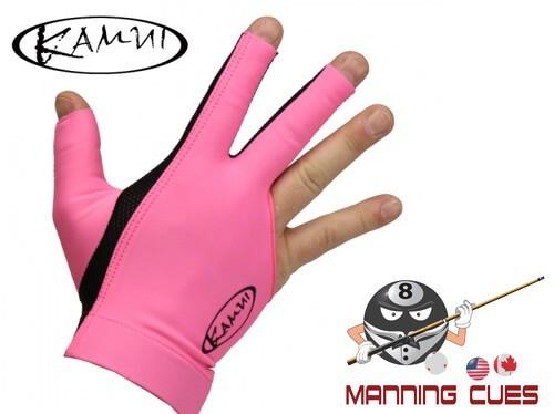 Kamui Pink Billiard Glove For Right Hand