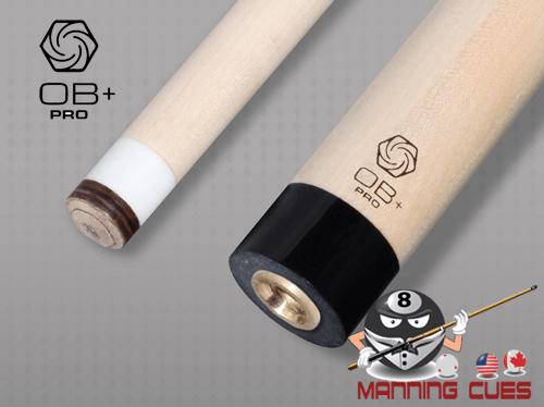 OB Plus Pro 5/16 x 14 Thread Black Collar Shaft