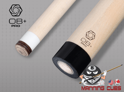 OB Plus Pro 3/8 X 10 Black Collar Shaft