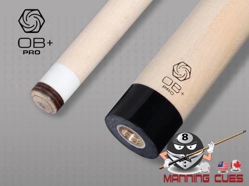 OB Plus Pro 5/16 x 18 Thread Black Collar Shaft