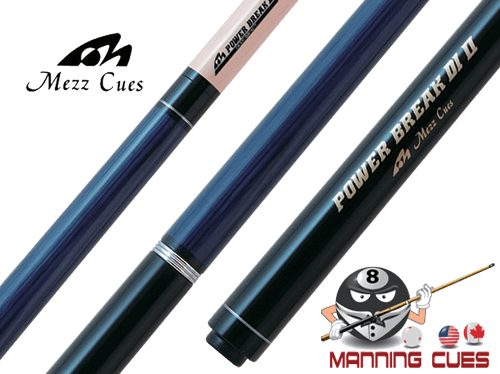 Mezz Blue Power Break 2 with Deep Impact 2 Shaft