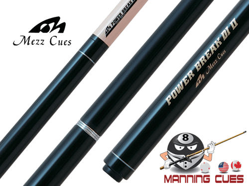 Mezz Black Power Break 2 with Deep Impact 2 Shaft