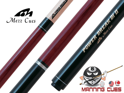 Mezz Red Power Break 2 with Deep Impact 2 Shaft
