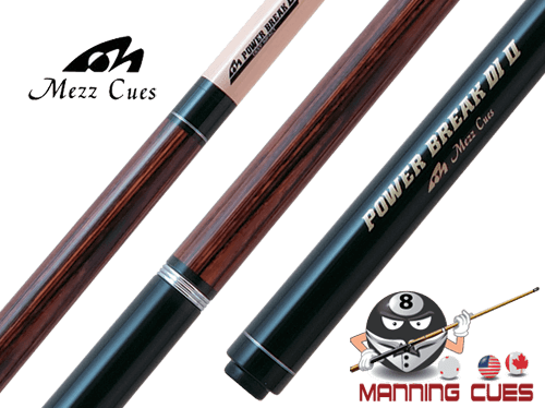 Mezz Brown Power Break 2 with Deep Impact 2 Shaft