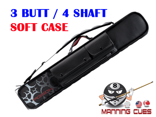 Poison Armor 3x4 Soft Case